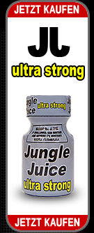 Jungle Juice Ultra Strong Poppers